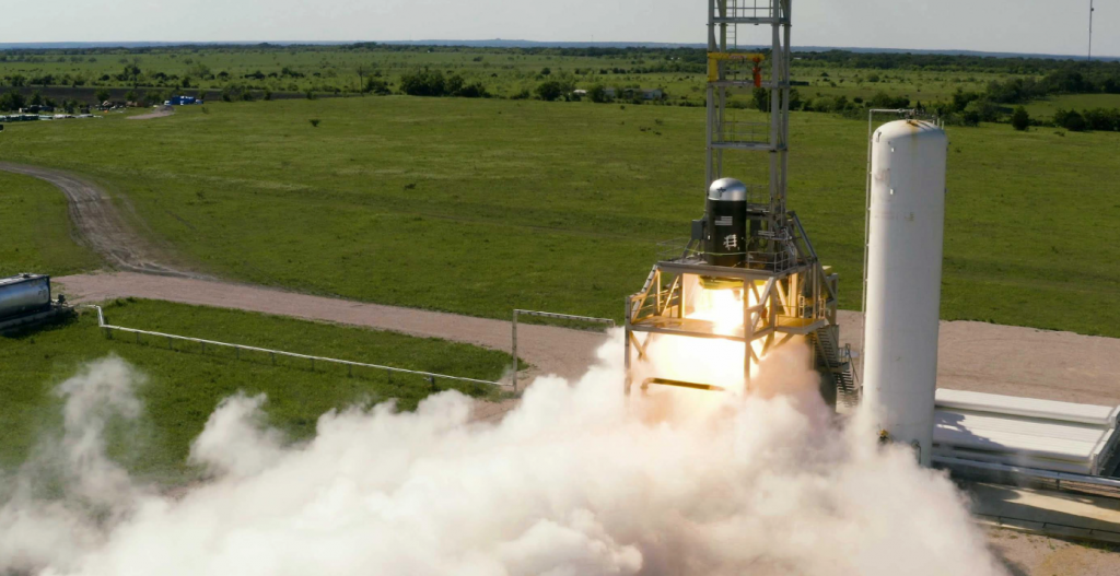 Firefly signs launch agreement with Spaceflight