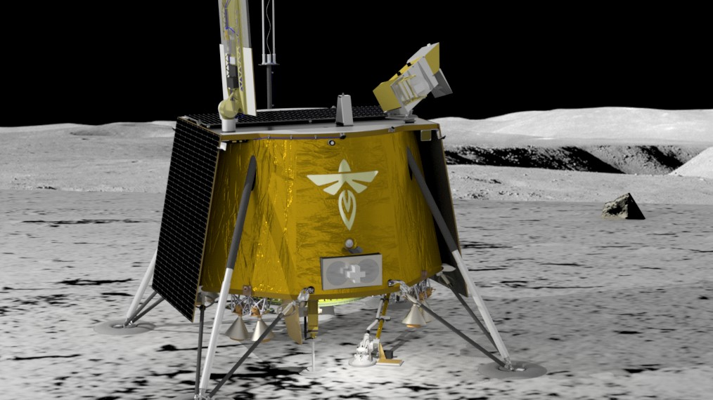 NASA Awards Firefly Aerospace $93.3M to Deliver Suite of Payloads to the Moon in 2023