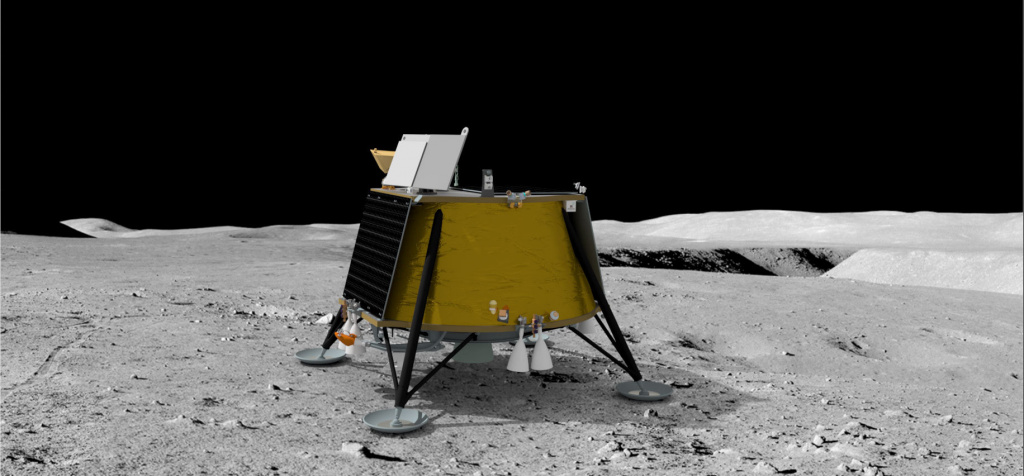 Firefly Aerospace Awards Contract to SpaceX to Launch Blue Ghost Mission to Moon in 2023